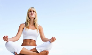 Yoga Yoga: 10, 20, or 30 Classes at Yoga Yoga (Up to 85% Off)