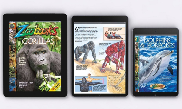 Bring the zoo to your child with a discount subscription to Zoobooks! As Much Variety as a Zoo All children love animals and learning about them. Your child will look forward to receiving the Zoobooks magazine each month because it will always be about a new animal. Each issue focuses on a different animal, bird, reptile, or insect.
