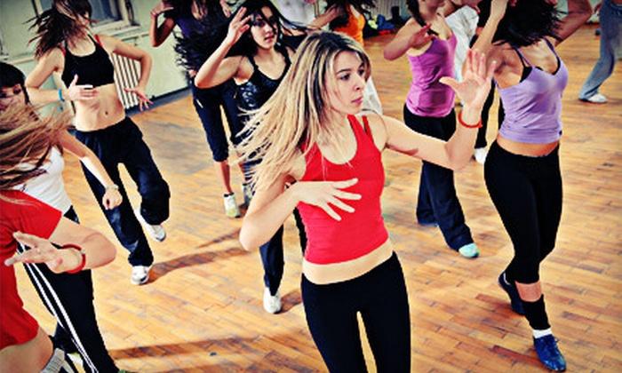 TGI Fitness - Inside Faith Gym: 5 or 10 Classes at Zumba Classes with Tonya at TGI Fitness (70% Off)