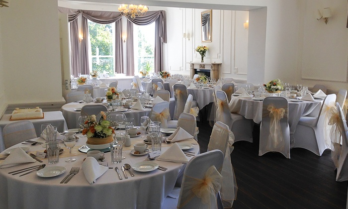 Mansfield manor hotel wedding
