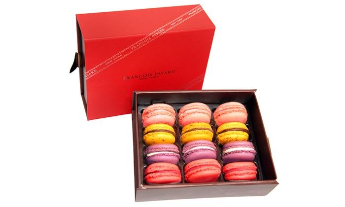 Francois Payard Bakery - Multiple Locations: $24 for a 12 Piece Romance Macaron Collection at Francois Payard Bakery ($32 Value)