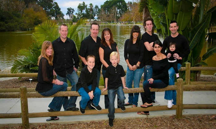 Avis Photography - Orange County: $55 for a Photo Shoot and Prints Package from Avis Photography         (70% Off)