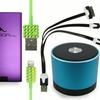 Up to 73% Off Battery-Charging Devices or Bluetooth Speakers