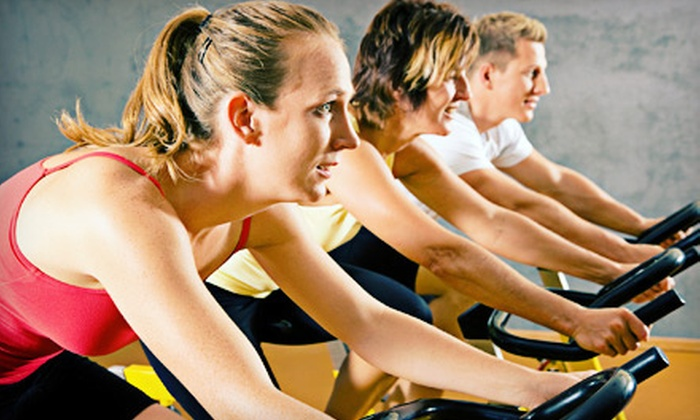 Fit Buddha - Lower State: Fitness and Cycling Classes at Fit Buddha Up to 63% Off). Three Options Available.