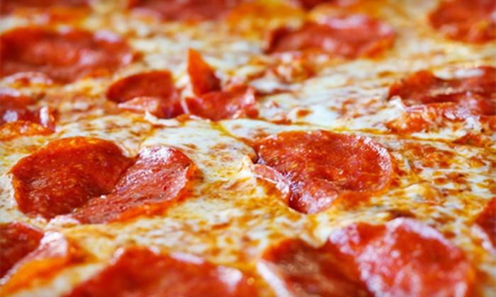 Giorgio's NY Pizzeria - Hampden: Pizzas, Calzones, and Pasta at Giorgio's NY Pizzeria (Half Off)