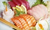 Sushi Eye - OOB - Ahwatukee Foothills: $26.99 for a Sushi Meal with a Bottle of Wine for Two at Sushi Eye (Up to $67.90 Value)