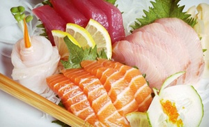 Up to 60% Off at Sushi Eye