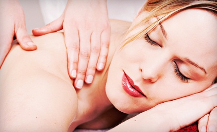 Choice of One 60-Minute Swedish or Deep-Tissue Massage (a $55 value) - Natural Balance Massage Therapy in Waukegan