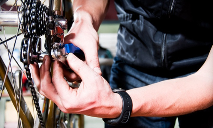 Mountain Man Sports - Sylvania: $25 for a Bike Tune-Up at Mountain Man Sports ($50 Value)