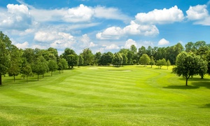 Stone Meadows Golf Course: Footgolf and Ball Rental for Two or Four at Stone Meadows Golf Course (Up to 50% Off)