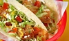 Fuzzy's Taco Shop - Ballwin: $16 for Two vouchers, Each Good for $14 Worth of Mexican Food at Fuzzy's Taco Shop ($28 Total Value)