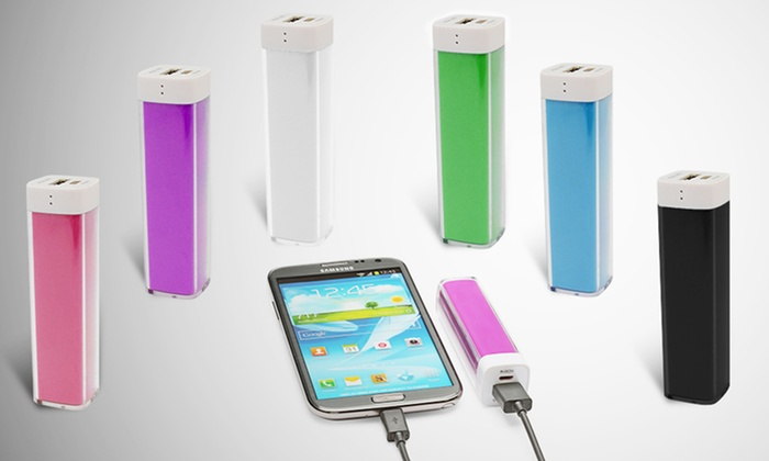 Aduro PowerUp 2,200 mAh Portable Backup Battery Charger: Aduro PowerUp 2,200 mAh Portable Backup Battery Charger: UNUSB2K. Multiple Colors Available. Free Returns.