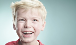 The Tooth Station: Pediatric Dental Packages at The Tooth Station (Up to 83% Off). Two Options Available.