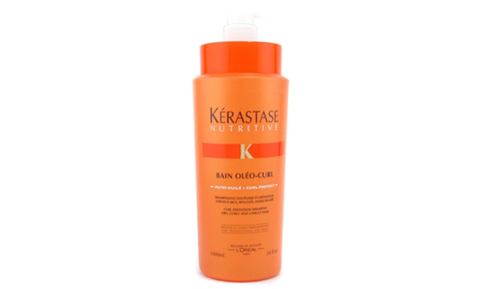 Kerastase hair care products groupon for Kerastase reflection bain miroir 1 shine revealing shampoo