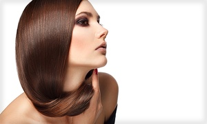 Cebo Coiffure: Haircut Package for Men or Women with Optional Hair Treatment and Colouring at Cebo Coiffure (Up to 84% Off)