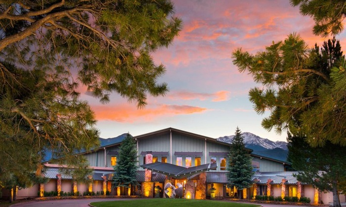 up to 50 off day spa packages - Garden Of The Gods Club