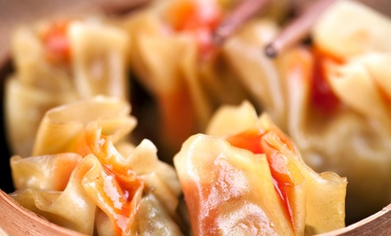 20% Cash Back at Amy & Cathy's Chinese Restaurant
