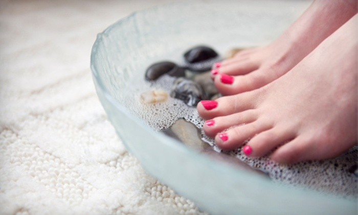 Lovely Nails - Margate: One or Two Paraffin Pedicures at Lovely Nails (Up to 59% Off)