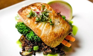 Fahrenheit: $59 for a Seasonal Four-Course Meal for Two at Fahrenheit ($120 Value)