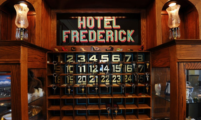 Hotel Frederick Groupon