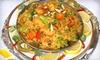 ZAIAKA Authentic Indian Cuisine - Plum: Indian Cuisine at Zaiaka (Half Off). Two Options Available.