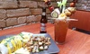 Devil's Advocate - Downtown West: Four Jameson Shots and Tap Beers or $20 for $40 Worth of Brunch Food at Devil's Advocate