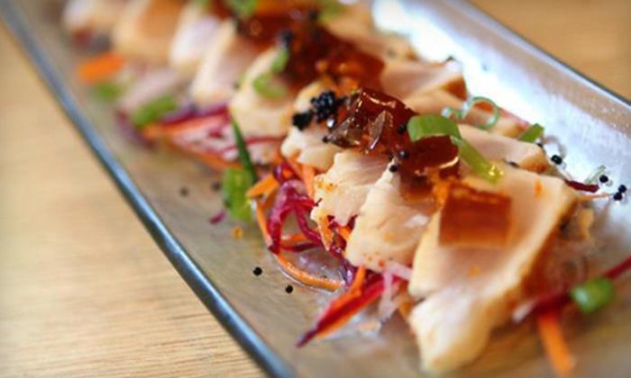 Itadakimasu - Riley Park: Japanese Food at Itadakimasu (Half Off)