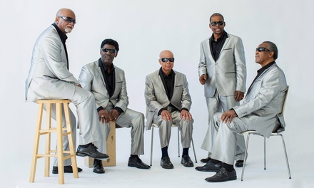 The Blind Boys of Alabama Talkin' Christmas Live at Wilbur Theatre on November 30 at 7:30 p.m. (Up to 50% Off)