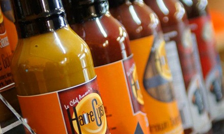 $12 for Personality Sauce from Le Chef Amour's Haute Cuisine ($24.95 Value)