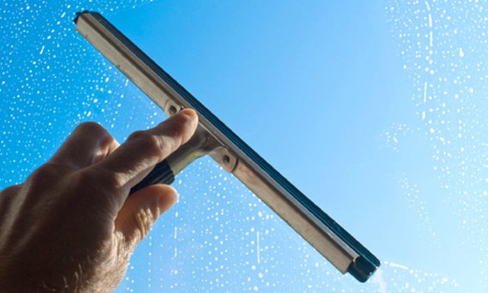Jones Window Works - Nogales: Interior and Exterior Window Cleaning for 10, 20, or 30 Windows from Jones Window Works (Up to 54% Off)