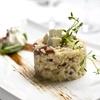 Spécialités italiennes avec entrée, plat et dessert