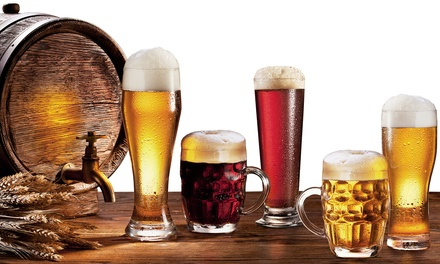 One, Two, or Four Tickets to B'Dam Brew Jam (Up to 53% Off)