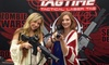 Up to 37% Off Laser Tag at Tagtime Laser Tag