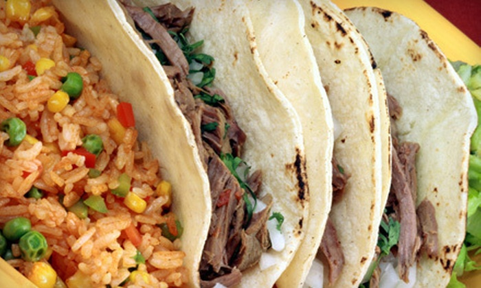 Los Reyes Mexican Food - Chollas View,Southeastern San Diego: $10 Worth of Mexican Food