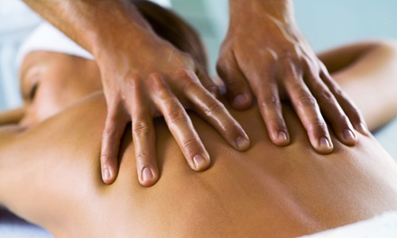 One, Two or Three 60-Minute Deep-Tissue or Swedish Massages at Perry Dennis Physical Fitness (Half Off)