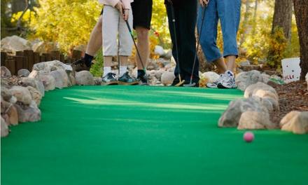 Mini Golf And Arcade Games Adventure Landing Groupon