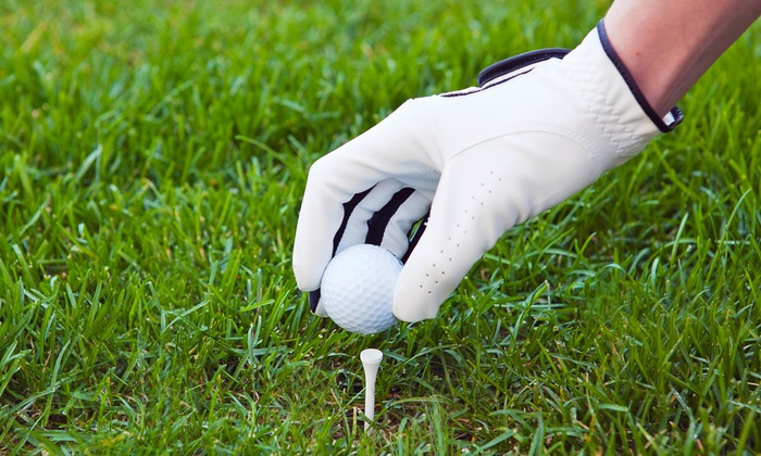 Golf Addiction - Sioux Falls: Indoor Golf for Two Hours, Monday–Thursday or Friday–Sunday at Golf Addiction (50% Off)