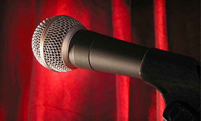 Stand-Up Comedy Show - Chattanooga: Comedy Show for Two or Four with Appetizers and Tickets to Future Show at Vaudeville Cafe (Up to 77% Off)