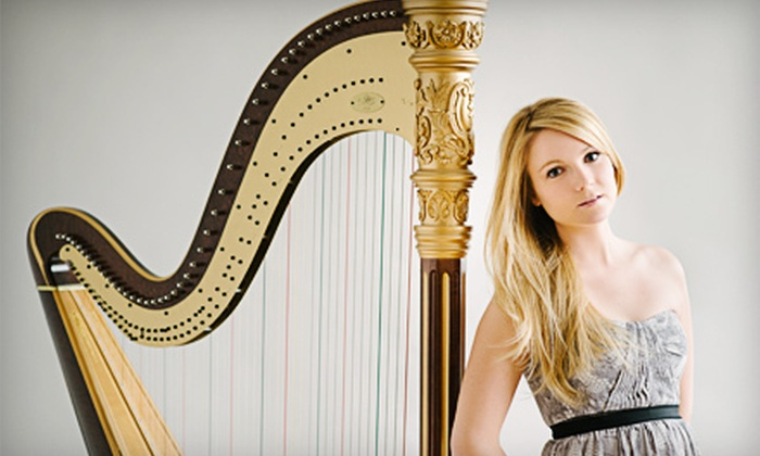 "The Miami Symphony Orchestra presents ""Aranjuez for Harp"" - Cutler Bay: The Miami Symphony Orchestra Concert on Saturday, March 2 (Up to 52% Off). Four Options Available."