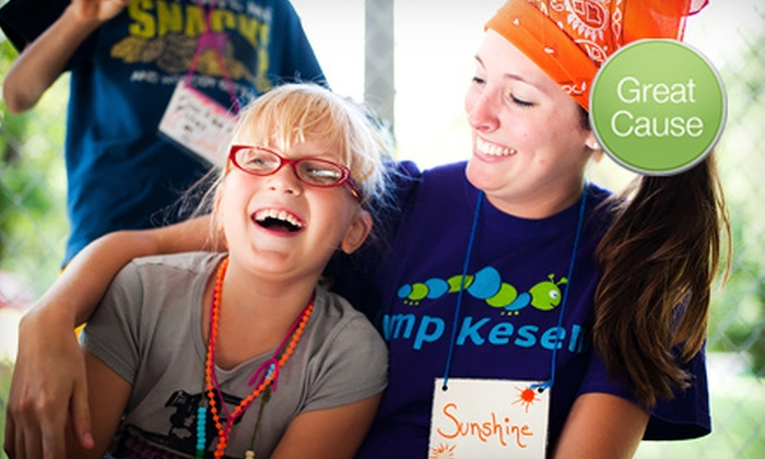 Camp Kesem USC: $10 Donation to Help Fund a Support Camp for Youth