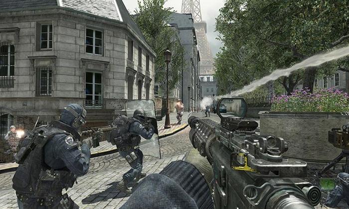 Call Of Duty Modern Warfare 3 For Nintendo Wii Groupon