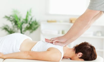 image for $34 for a Chiropractic Package with Dr. Eric Isero, D.C. at Alliance Chiropractic ($362 Value)