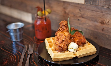 Southern-Inspired Comfort Food at The Truckstop (Up to 50% Off). Four Options Available.
