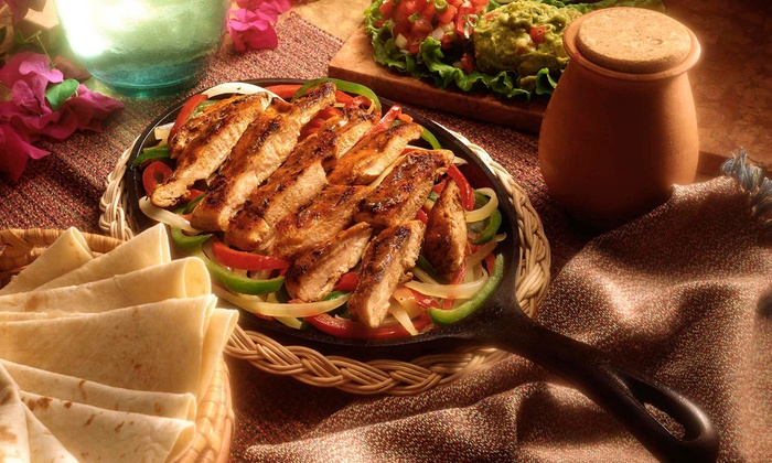 Tipico de Mexico - Montgomery: Mexican Dinner for Two or Four at Tipico de Mexico (44% Off)