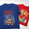 $6.99 for a Curious George Kid's T-Shirt