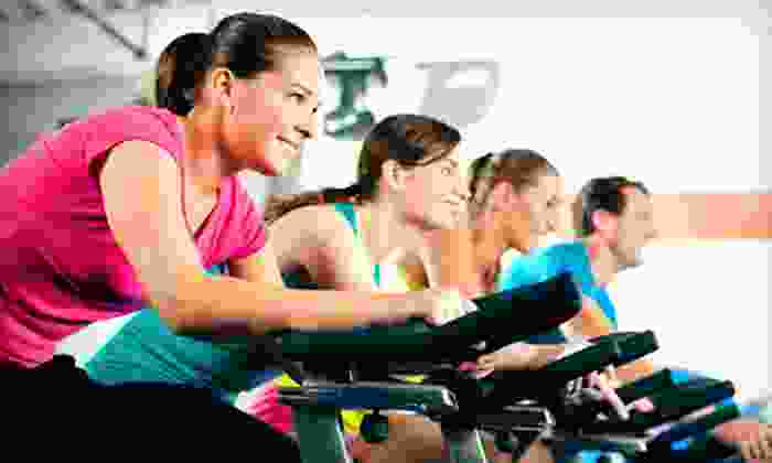 Epic Ryde - Edgewater: 10 or 20 Cycling and TRX Classes at Epic Ryde in Edgewater (Up to 71% Off)