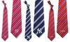 MLB Men's Neckties
