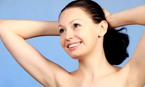 Spyros Laser MedSpa: Laser Hair-Removal on a Small, Medium, or Large Area at Spyros Laser MedSpa (Up to 93% Off)