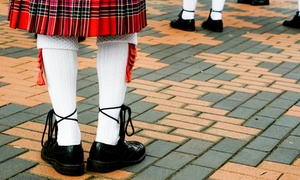 Annandale Center Scottish Dance and More: 5 or 10 Scottish Dance Classes at Annandale Center Scottish Dance and More (Up to 79% Off)