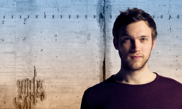 Phillip Phillips With Special Guests Saints of Valory - RIMAC Arena - UCSD: Phillip Phillips With Special Guests Saints of Valory at RIMAC Arena – UCSD on December 5 (Up to 51% Off)
